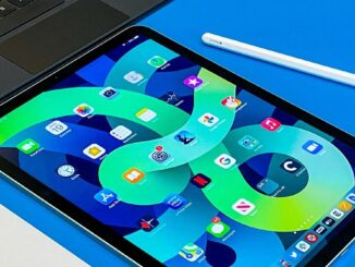Fifth Generation iPad Air: New Data about Its Screen