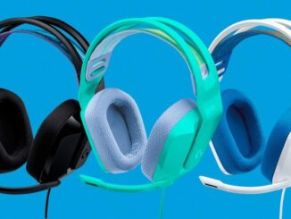 Logitech G335, Wired Gaming Headphones and Striking Colors