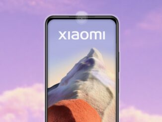 Xiaomi Patents a Front Camera on the Bezel of the Mobile
