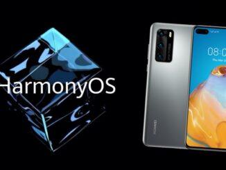 Instale HarmonyOS em um celular Huawei