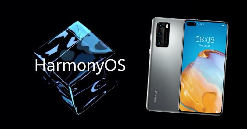 Installer HarmonyOS sur un mobile Huawei