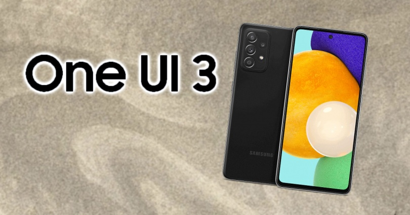 Mettre à jour un Samsung Mobile vers One UI 3.0