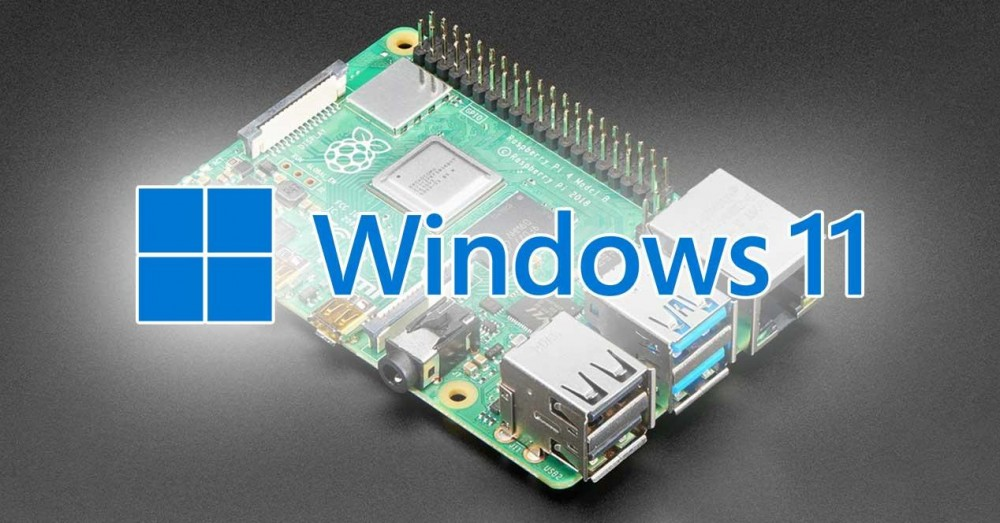 Windows 11 Also Works on a Raspberry Pi 4 Without TPM 2.0