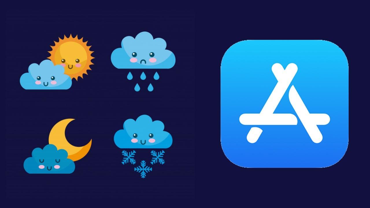 Bedste iPhone-apps til at kende vejrudsigten