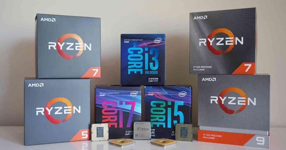 Intelin ja AMD: n parhaat prosessorit tietokoneellesi