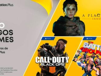 Free Games to Download from Plus in July 2021