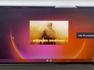 Installez Call of Duty sur les mobiles avec Windows 11 pour ARM