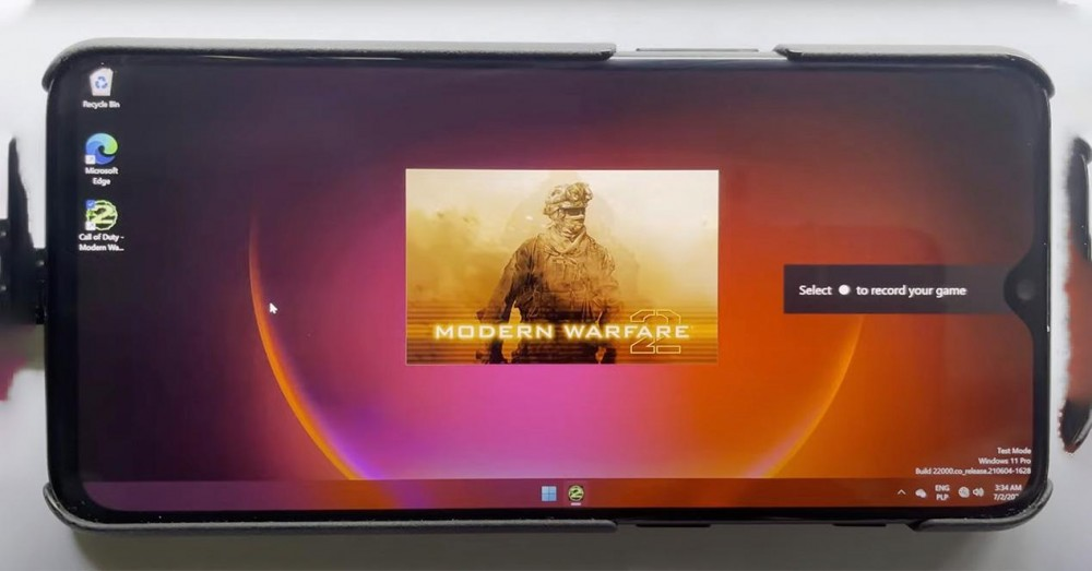Install Call of Duty on Mobiles with Windows 11 for ARM
