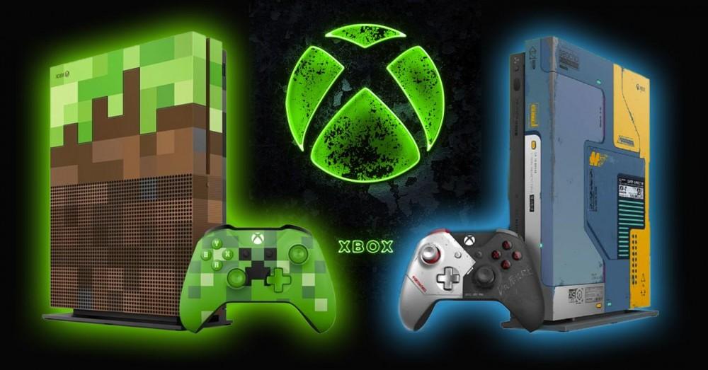 Xbox : éditions spéciales, limitées et tous les modèles Microsoft