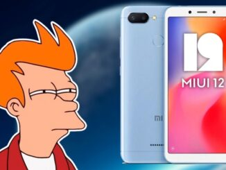 Latest Update to MIUI 12 of the Redmi 6 and Redmi 6A