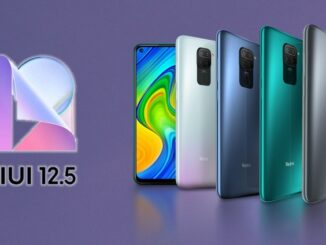 Update to MIUI 12.5 is Delayed for the Redmi Note 9