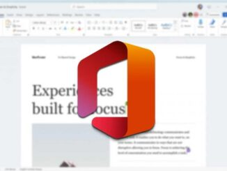 New Microsoft Office Interface Will Arrive This Week