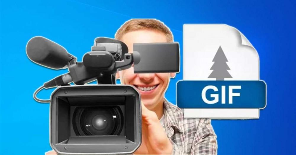 Optag pc-skærm og lav GIF-animation