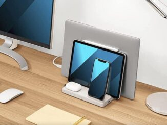 Multi-device Charging Base and Stand for All Apple Products