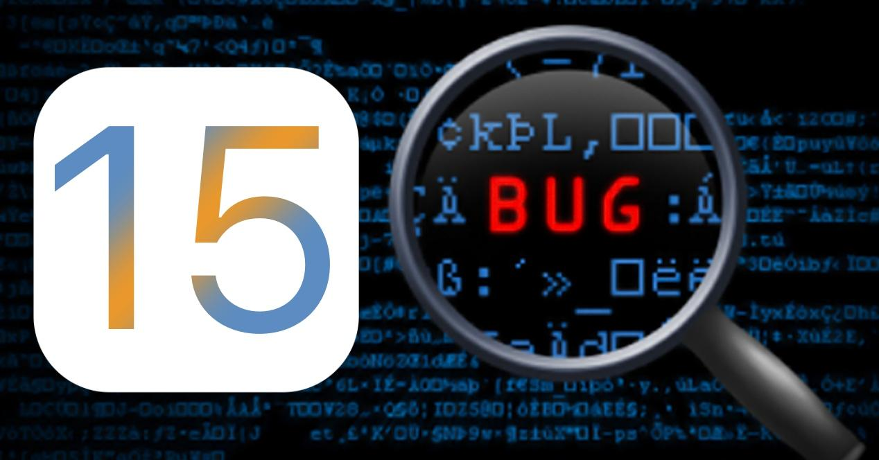 List of Bugs of iOS 15 in Its First Two Betas for iPhone
