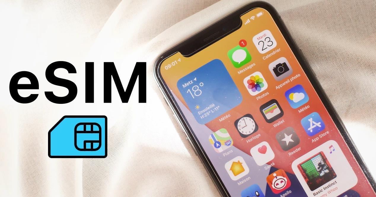 Configure a Second SIM in iPhone