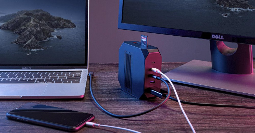 Best USB C Hubs with Integrated SSD Storage Drive