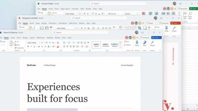 How to Test the New Office for Windows 11