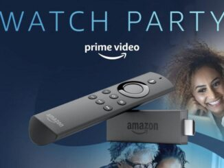 Amazon Prime Video Already Supports Watch Party on Fire TVs