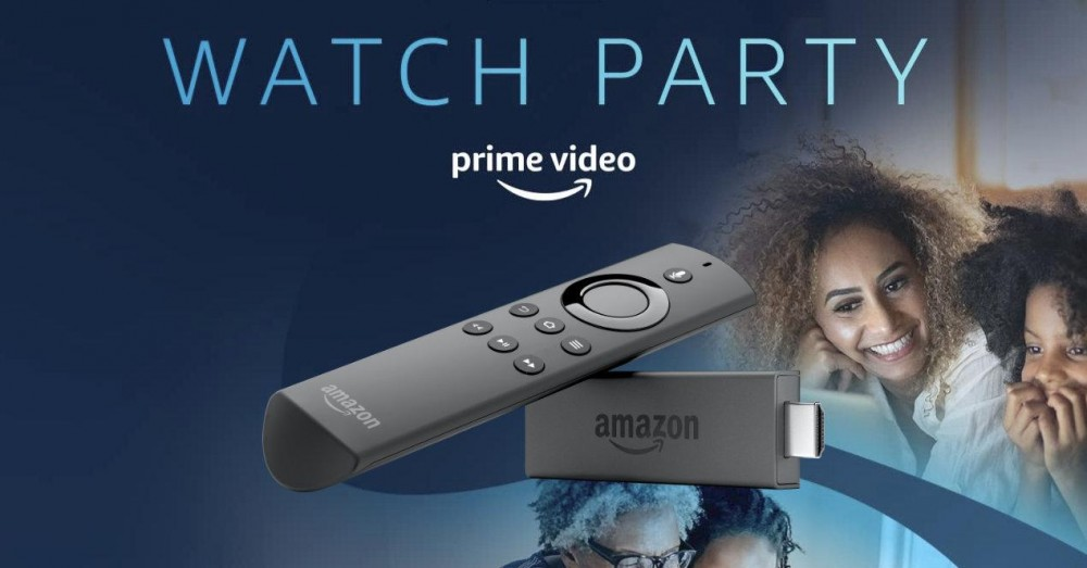 Amazon Prime Video understøtter allerede Watch Party on Fire TV