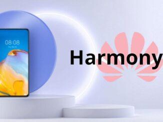 Todos os telefones Huawei compatíveis com HarmonyOS