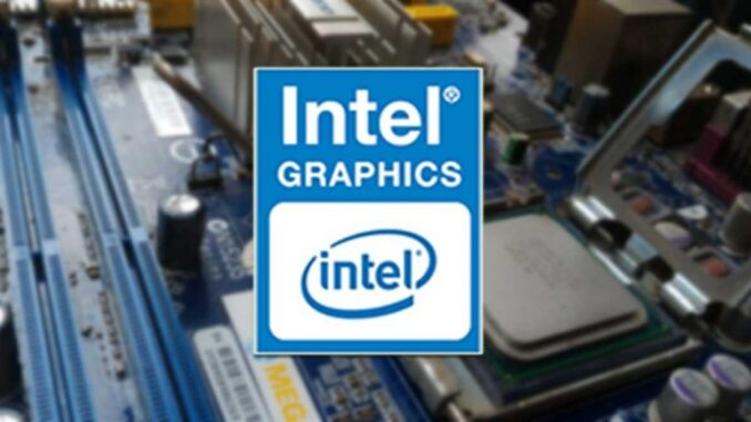 Install and Update Intel Graphics Drivers in Windows 10