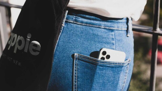 Can Our Mobile Be Folded by Carrying it in Our Pants Pocket