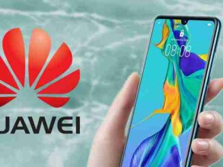activate One-hand Mode on a Huawei Mobile