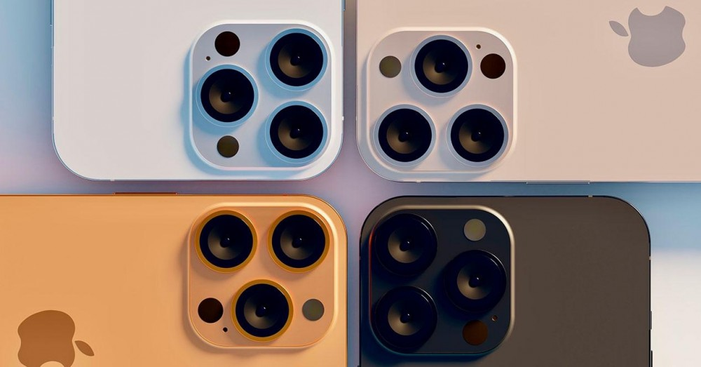 New Colors of the iPhone 13 Discovered