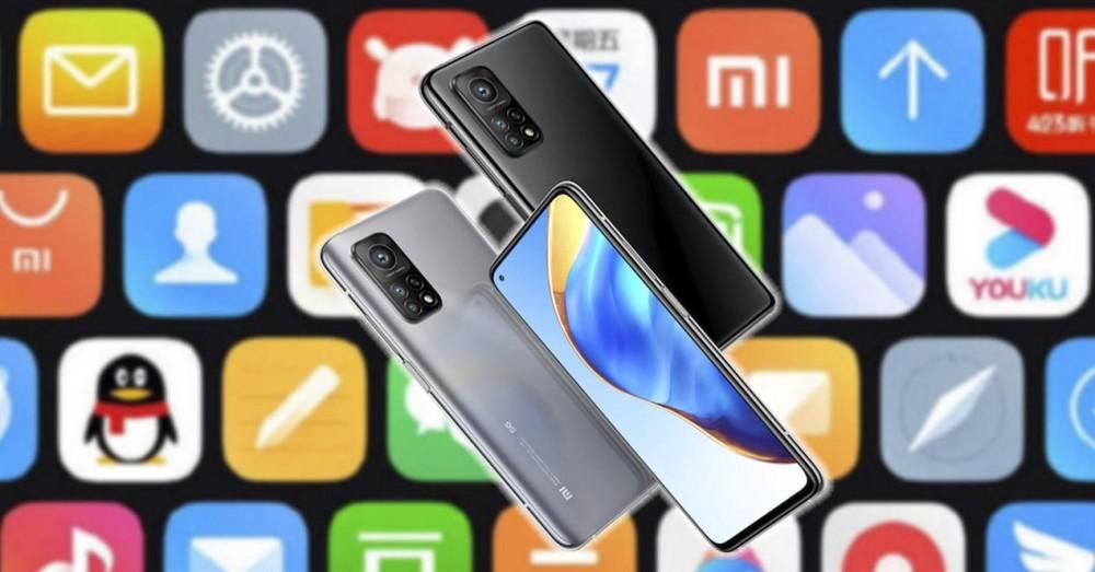 Comandați aplicațiile pe un Xiaomi Mobile