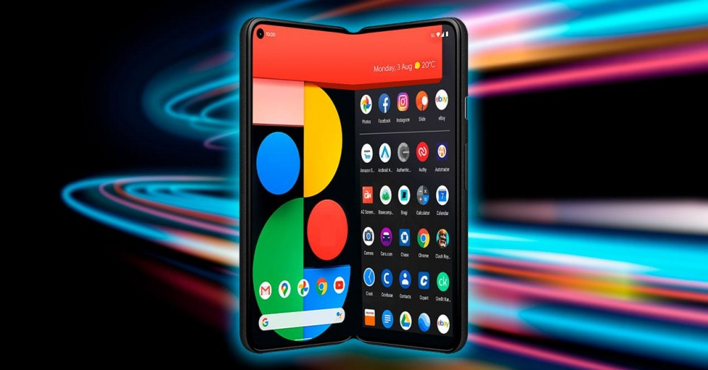 Google Pixel Fold and More Foldable Phones from 2021 Leaked
