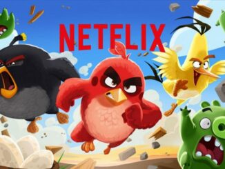 Free Netflix Video Game for Mobile Phones