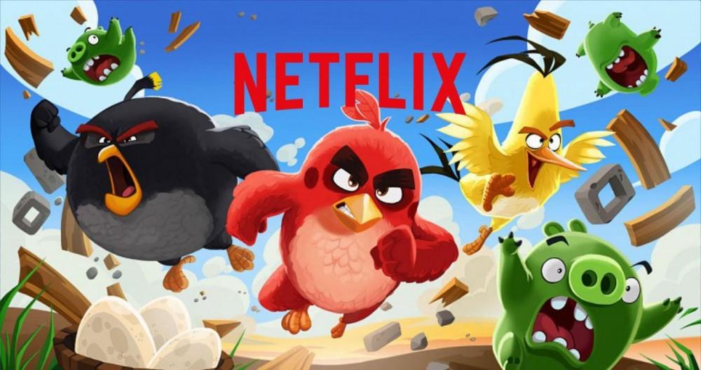 Jeu vidéo Netflix gratuit pour téléphones mobiles