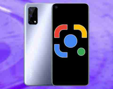 Use Google Lens on Your Realme Mobile Camera