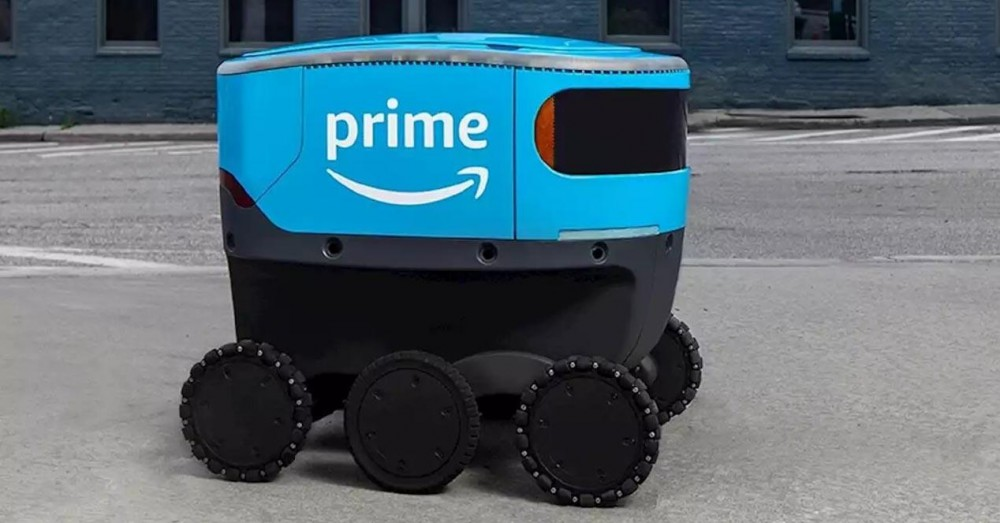 Amazon Wants to Create Its System of Robots