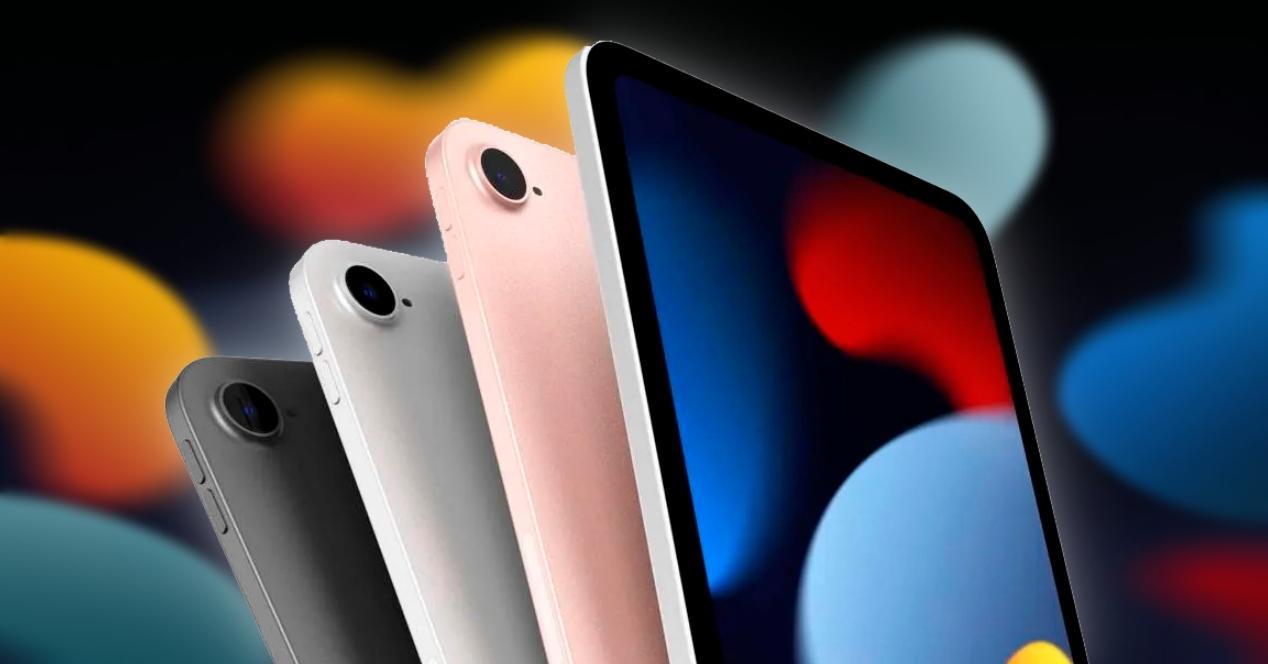 Novos vazamentos do iPad mini 2021