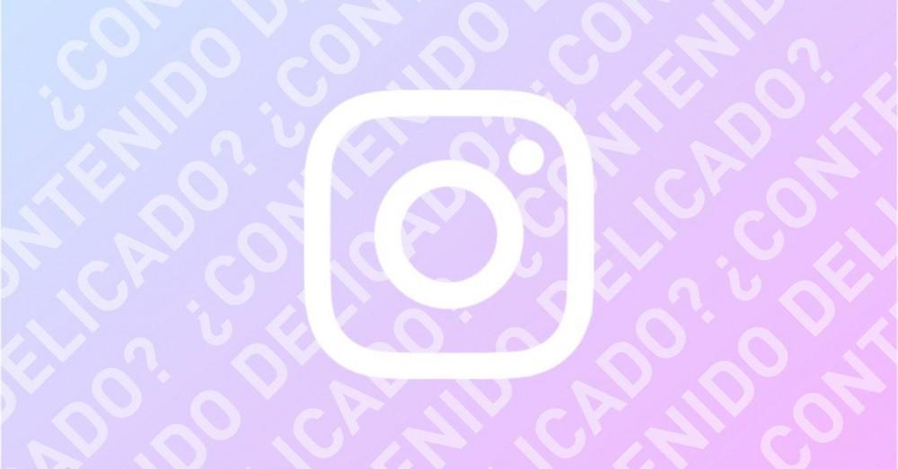 Cum se folosește controlul conținutului sensibil pe Instagram