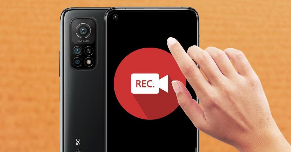Tallenna kaikki tapahtuva matkapuhelimesi näytölle