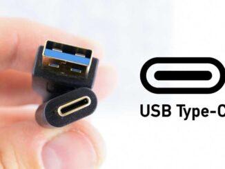 Alle typer USB C-kabler der ute