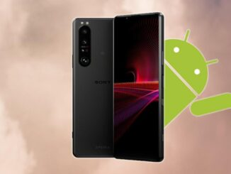 Sony Xperia 1 III Would Only Have an Android Update