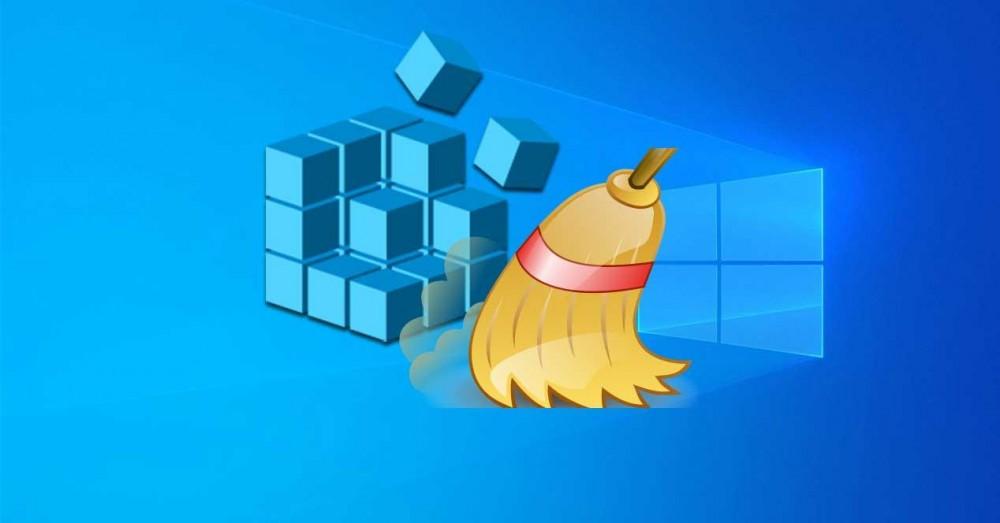 Curățarea registrului Windows