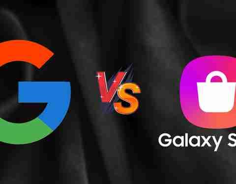 Google Tried to Boycott Samsung Galaxy Store