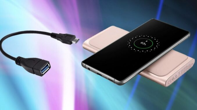 Charge All Kinds of Devices with Your Mobile