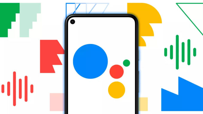 Change the Voice of Google Assistant on Mobile