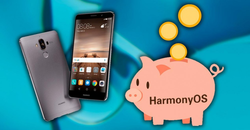 If You Want HarmonyOS on Your Huawei, Prepare Your Pocket
