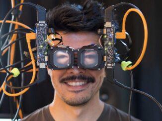 VR Passthrough do Facebook