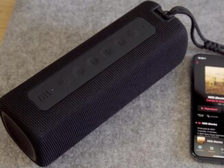 Xiaomi Mi Portable Bluetooth Speaker 16 W
