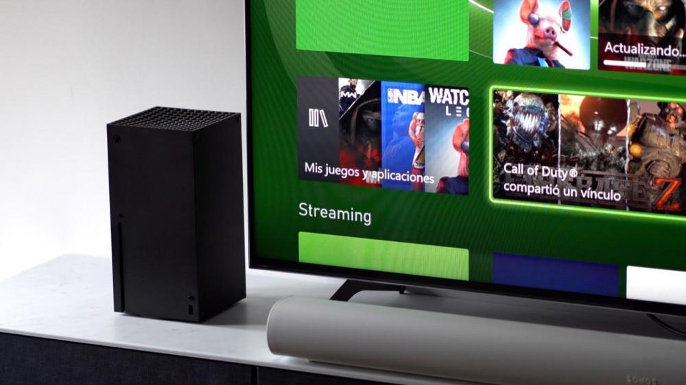 Night Mode on Xbox