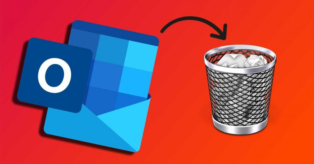 Outlook eller Hotmail -konto, den slettes på mandag