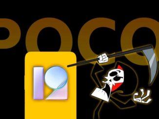 Если у вас есть этот мобильный телефон Poco, попрощайтесь с MIUI 12.5